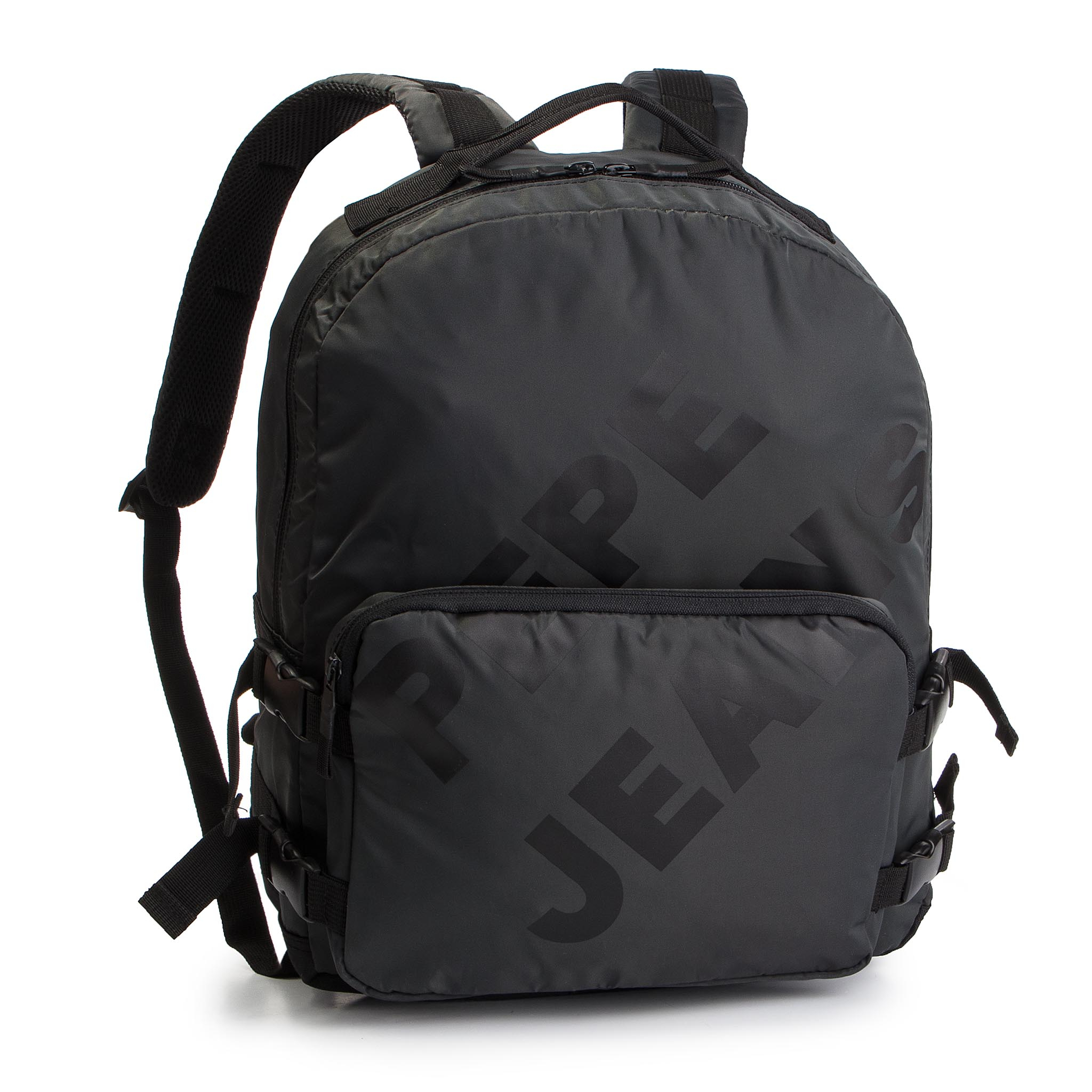 Rucsac PEPE JEANS - Edam Backpack PM030531 Factory Blk 997