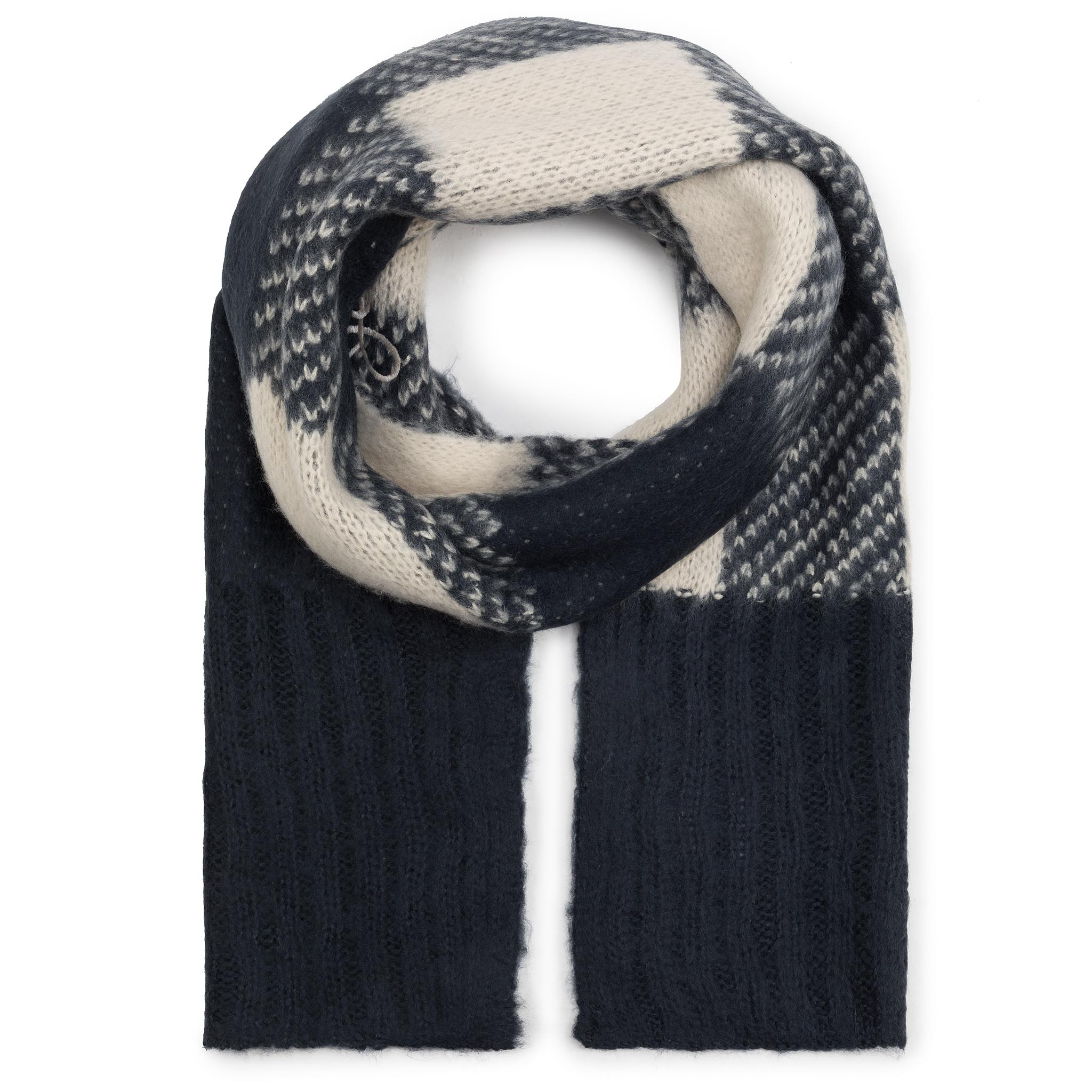 Fular PEPE JEANS - Laia Scarf PL060161 Dulwich 594 New
