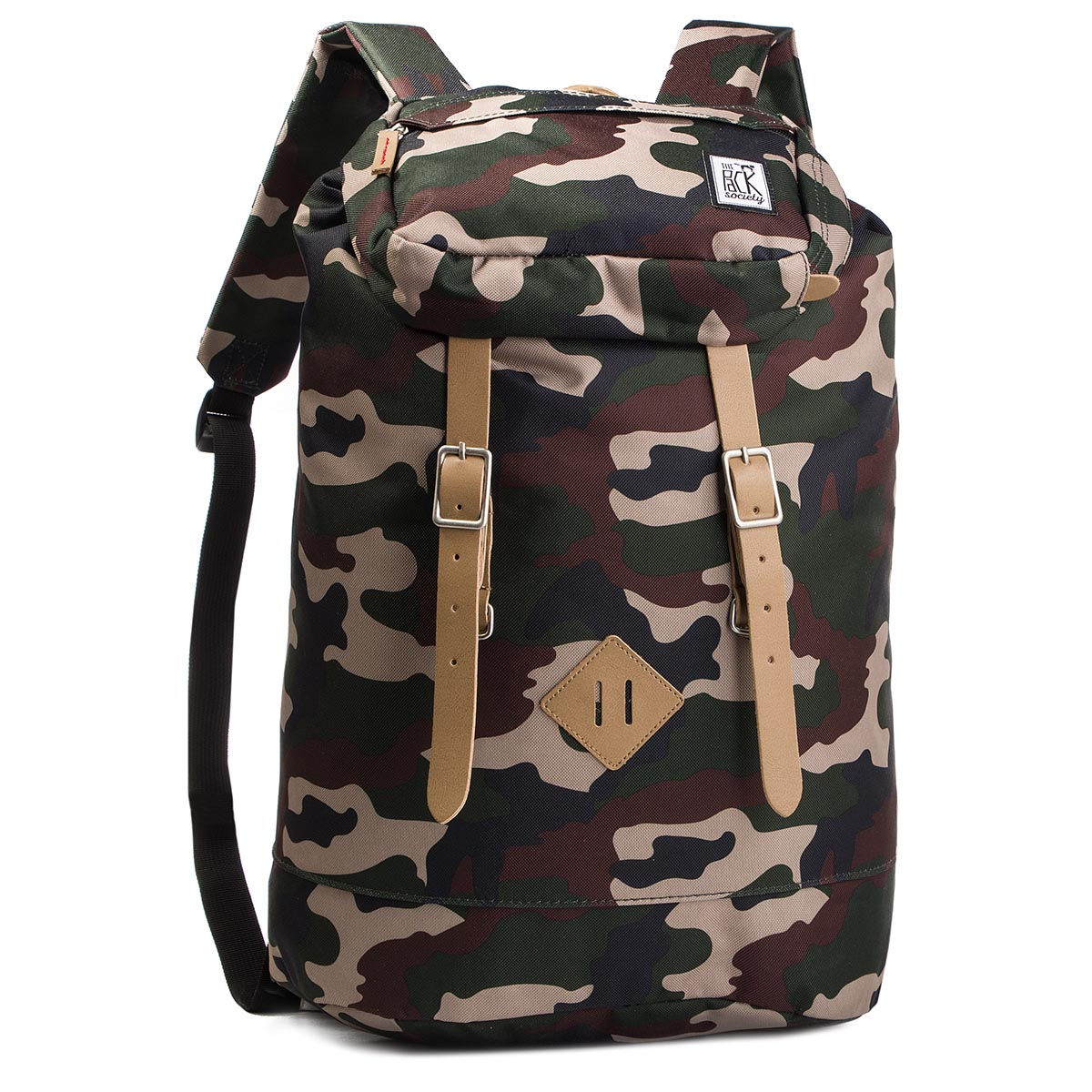 Rucsac THE PACK SOCIETY - 191CPR703.74 Colorat