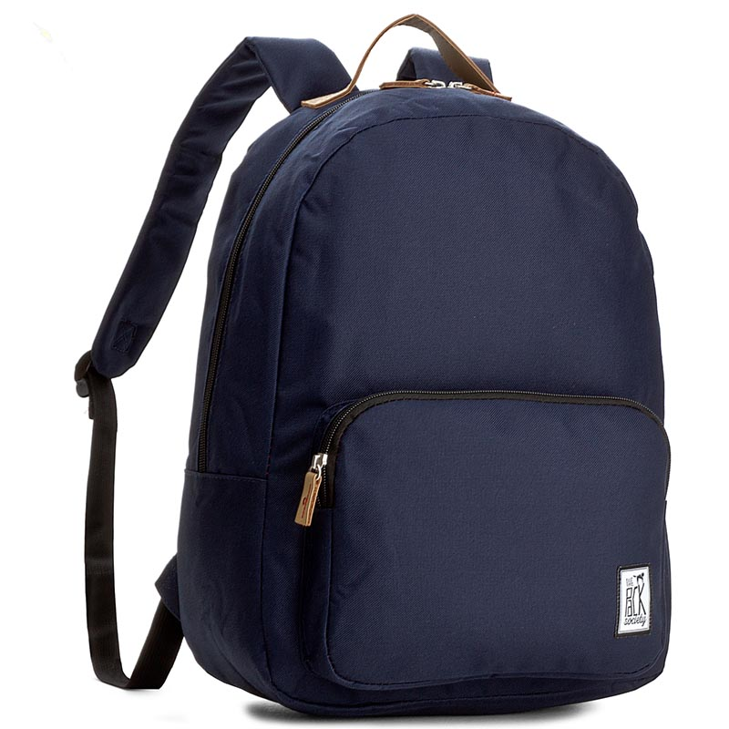 Rucsac THE PACK SOCIETY - 999CLA702.26 Bleumarin