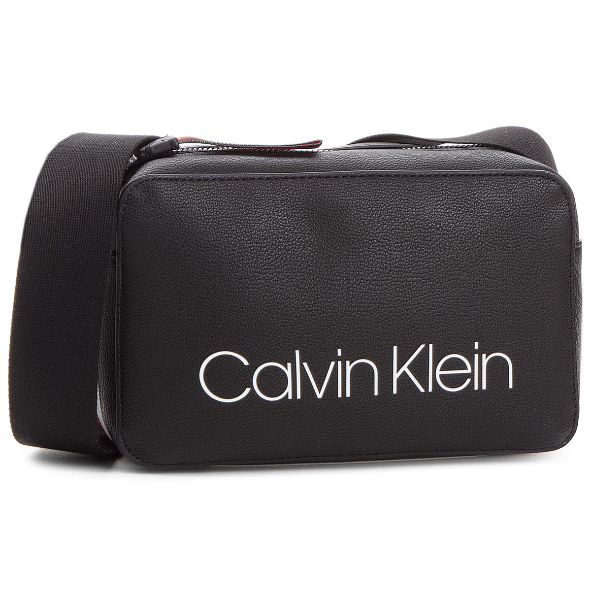 Geantă CALVIN KLEIN - Collegic Small Cross K60K604454 001