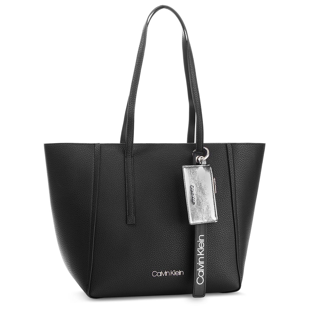 Geantă CALVIN KLEIN - Ck Base Medium Shopper K60K604427 001