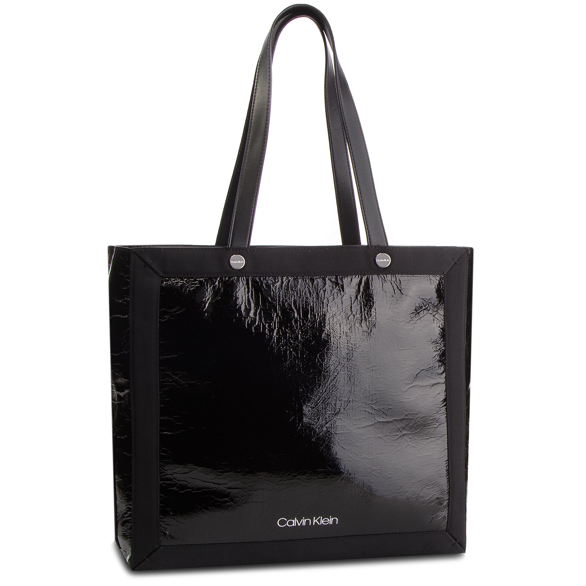 Geantă CALVIN KLEIN - Outline Ew Shopper K60K604815 001
