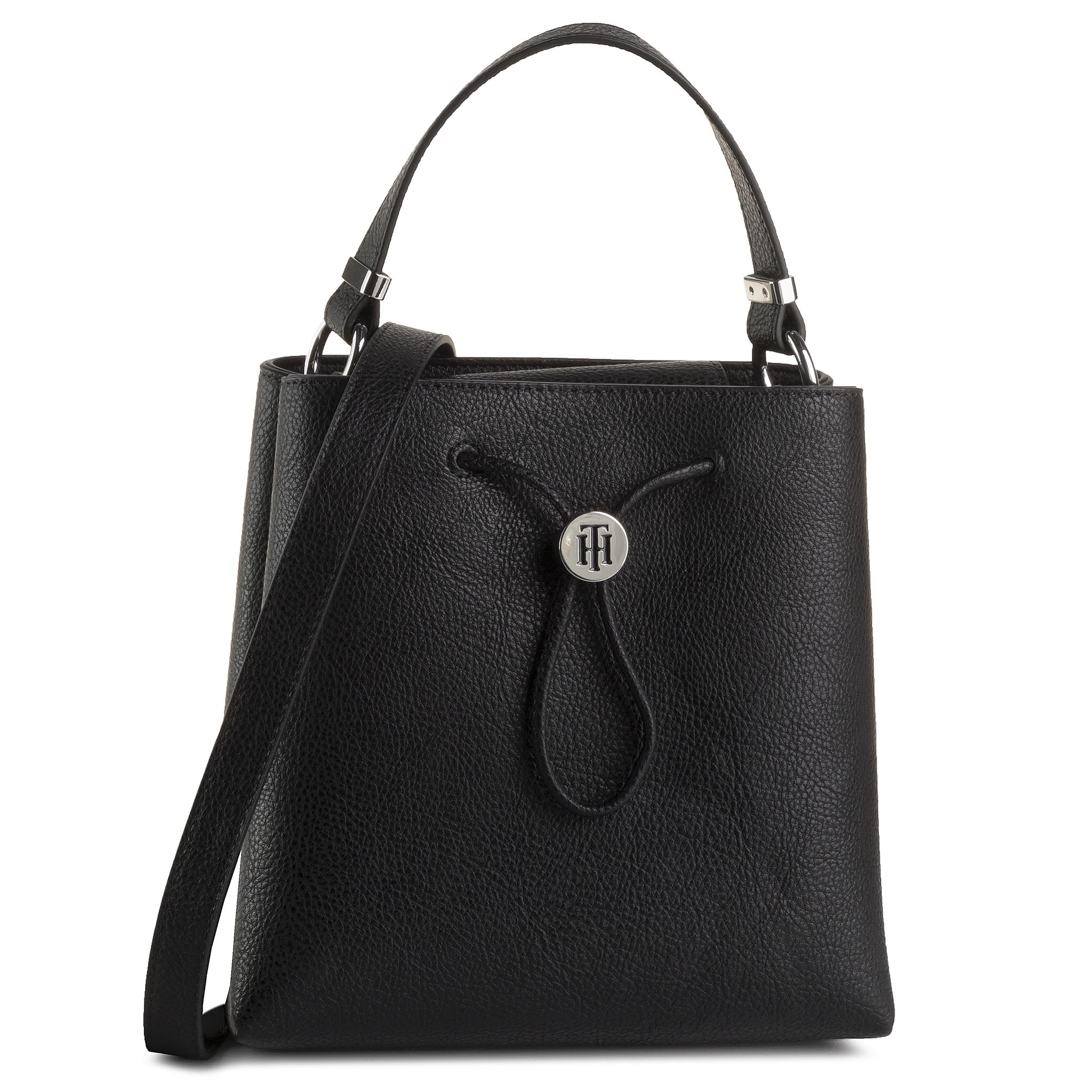 Geantă TOMMY HILFIGER - Th Core Mini Bucket AW0AW07819 BDS