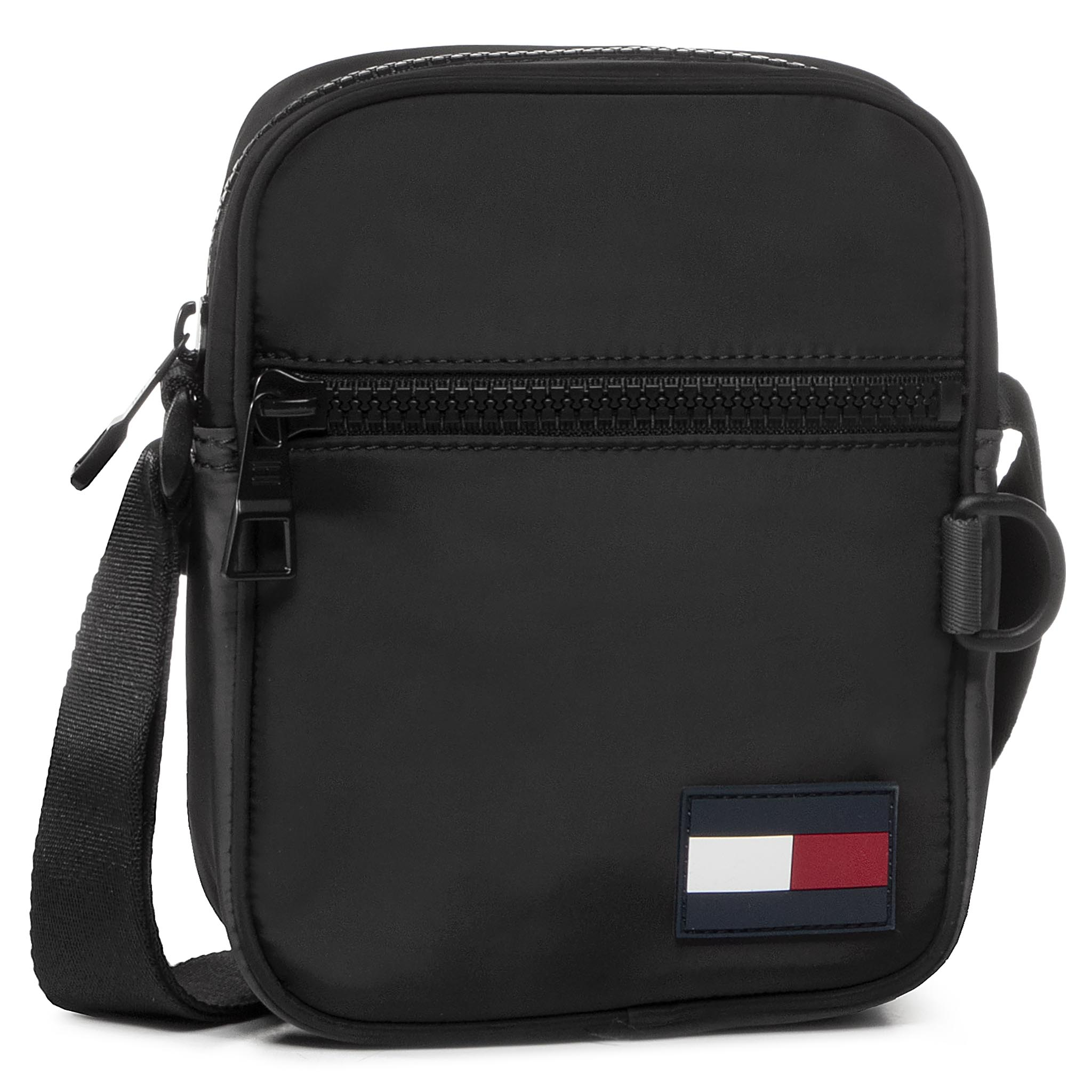 Geantă crossover TOMMY HILFIGER - Tommy Mini Reporter AM0AM05827 BDS