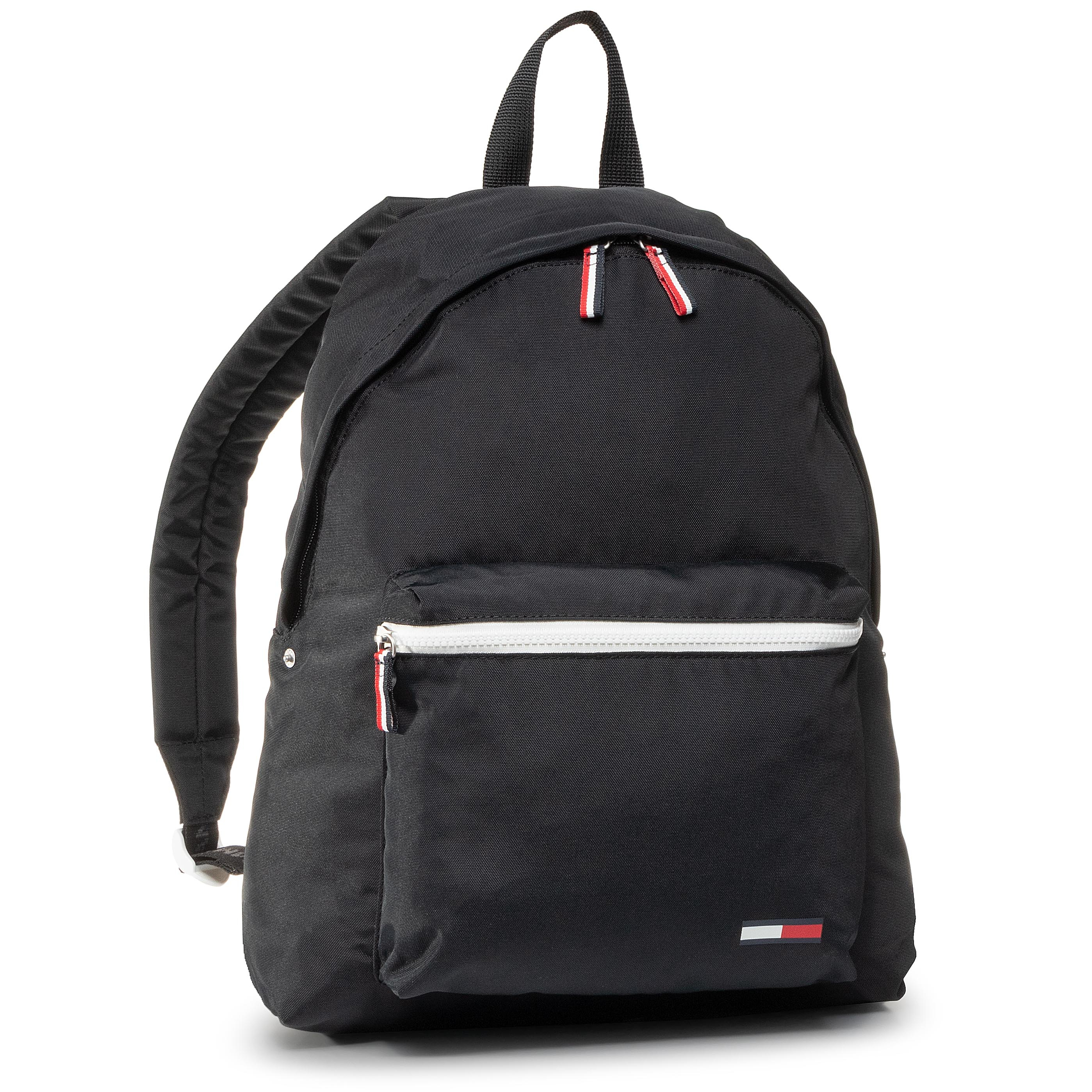 Rucsac TOMMY JEANS - Tjm Cool City Backpack Nyl AM0AM05920 Blk 0F5