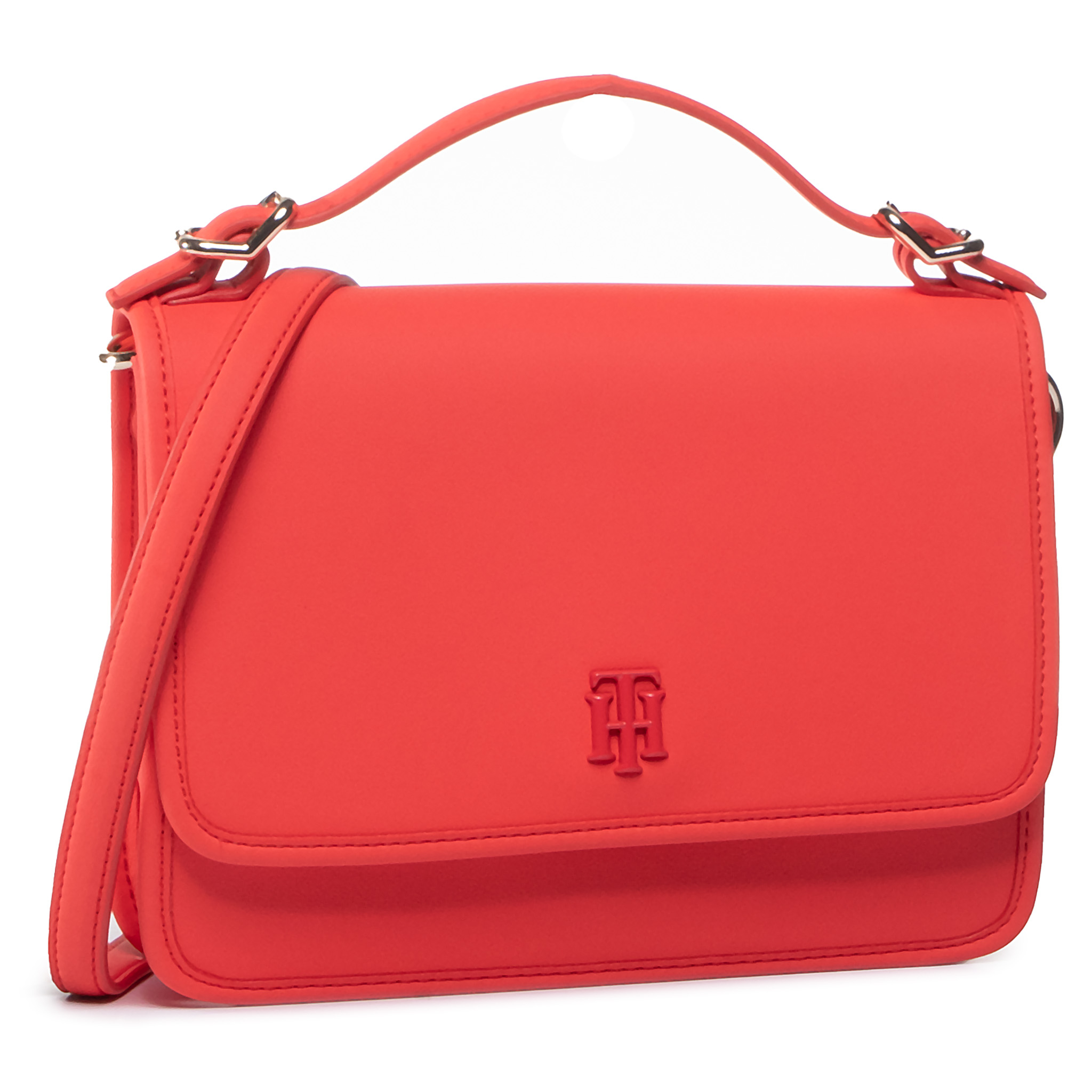 Geantă TOMMY HILFIGER - Chic Crossover AW0AW07983 Org SN6