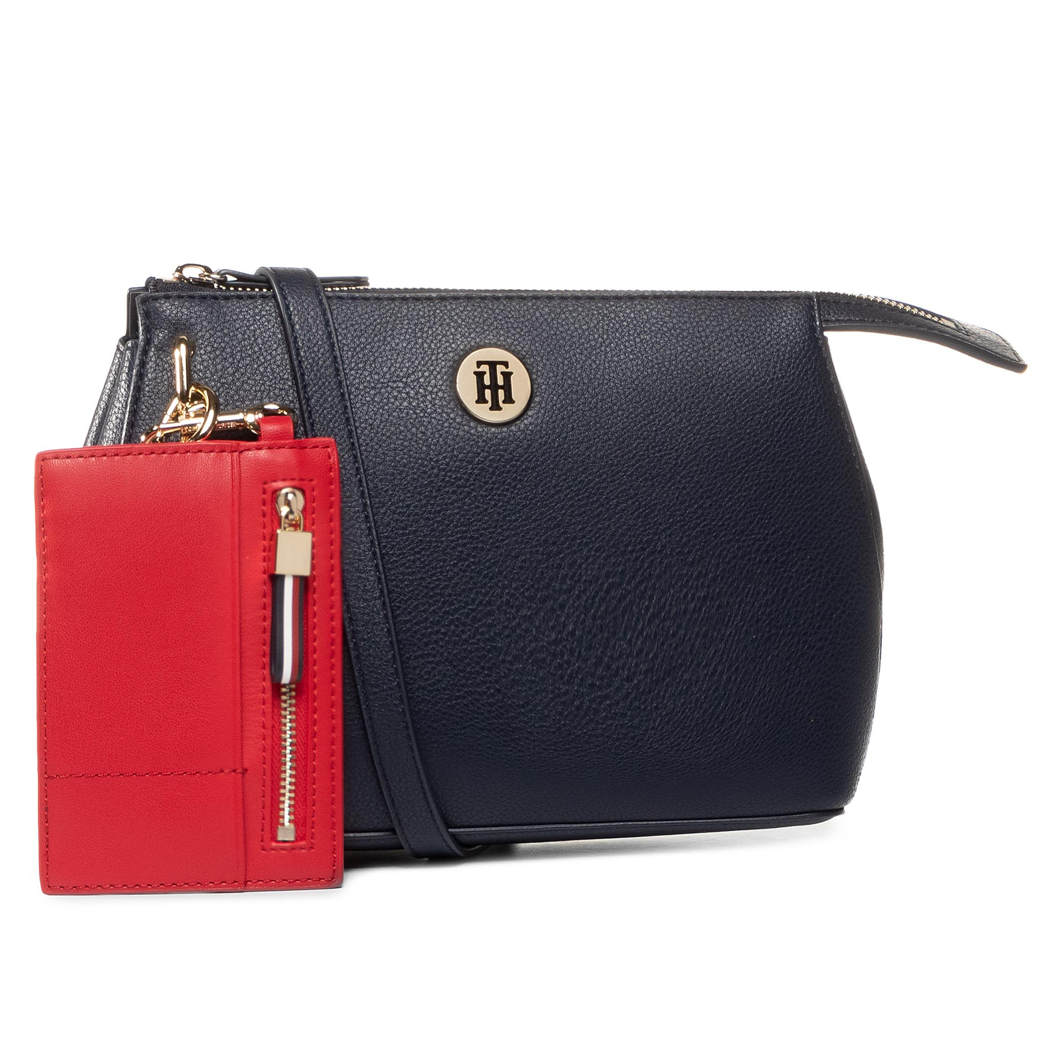 Geantă TOMMY HILFIGER - Charming Tommy Crossover AW0AW08157 CJM