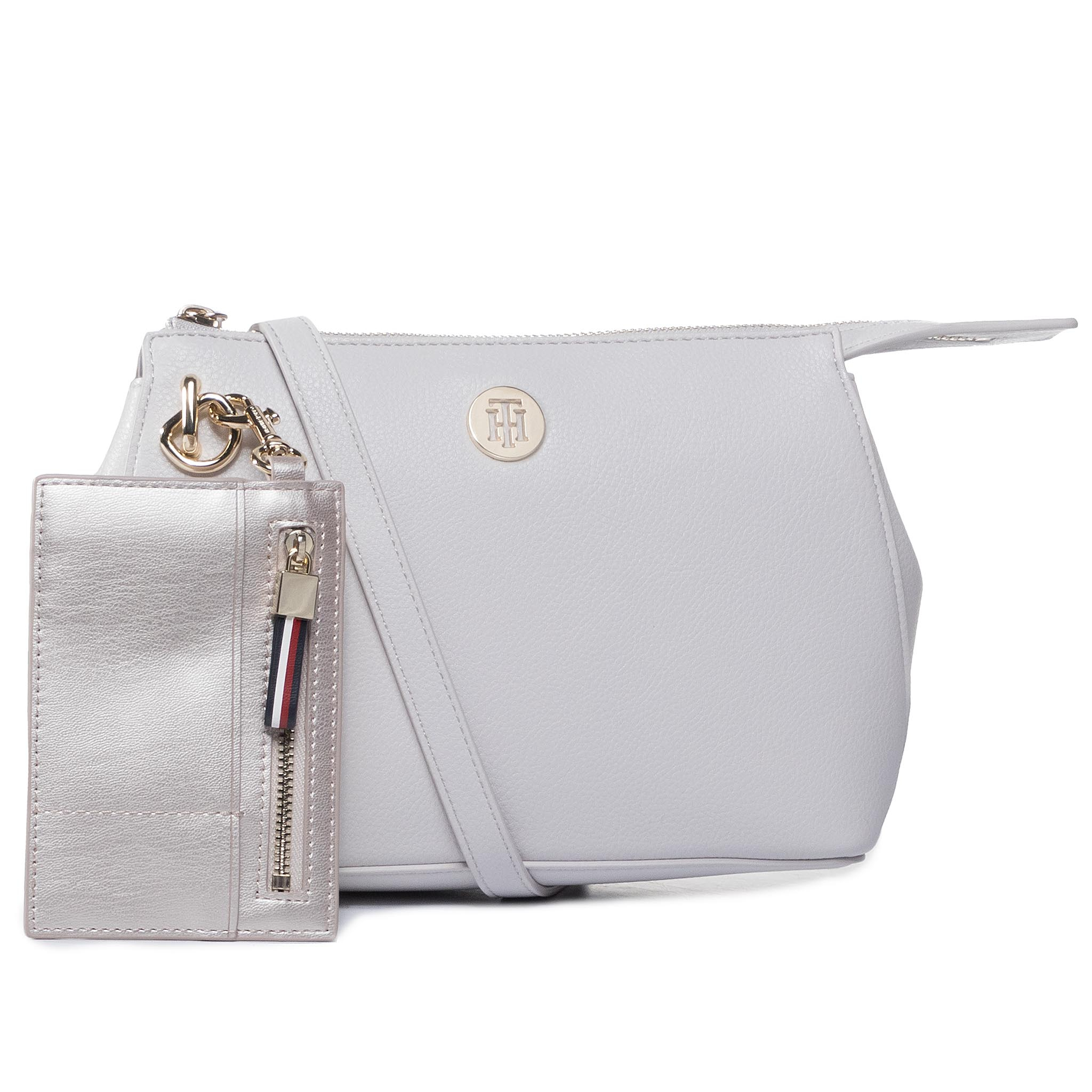 Geantă TOMMY HILFIGER - Charming Tommy Crossover AW0AW08157 PSU