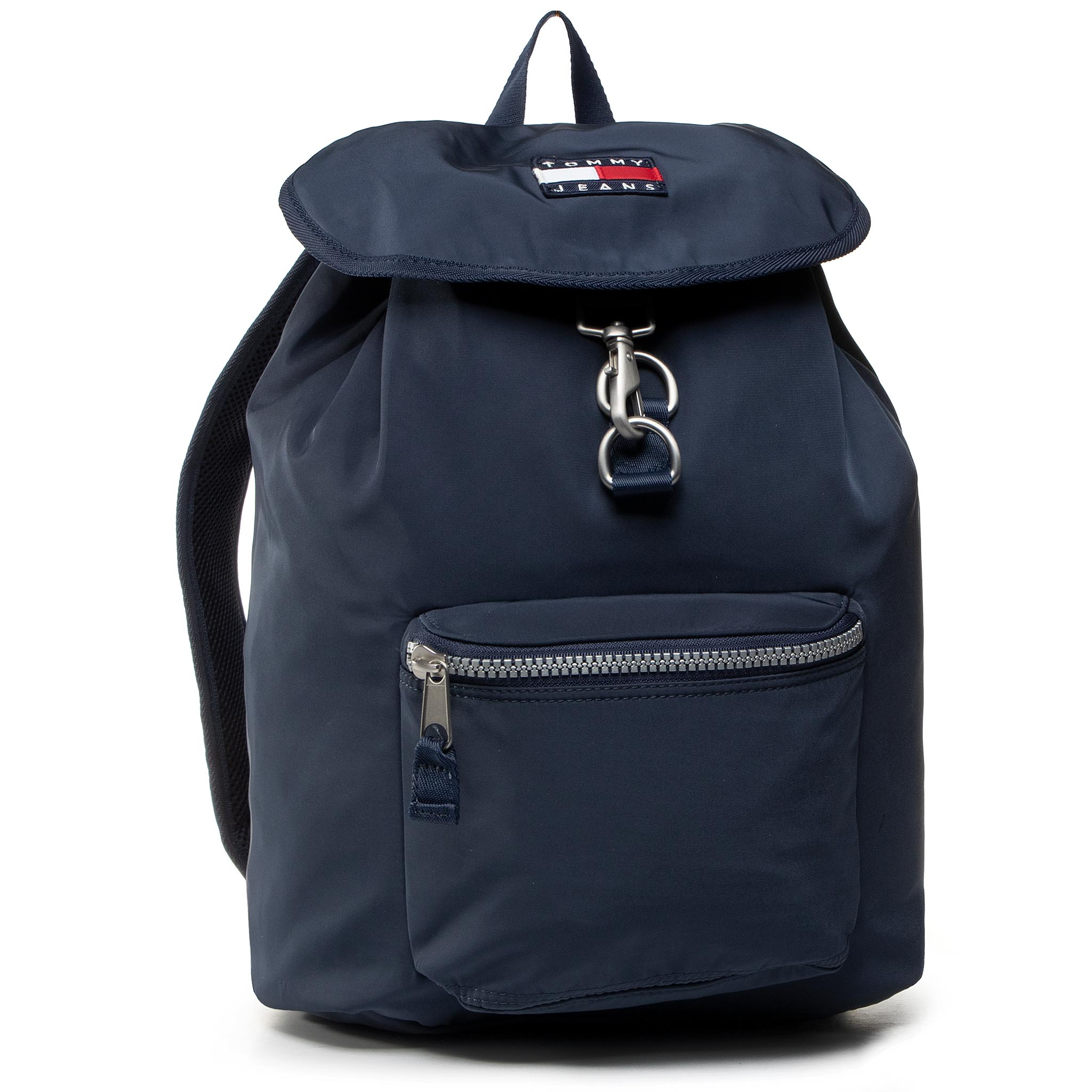 Rucsac TOMMY JEANS - Tjw Heritage Backpack Nylon AW0AW08294 CBK