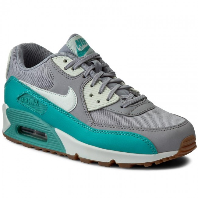 new product 3f631 f47d2 Pantofi NIKE - Air Max 90 Essential 616730 032 Wolf GreyBarely Green ...