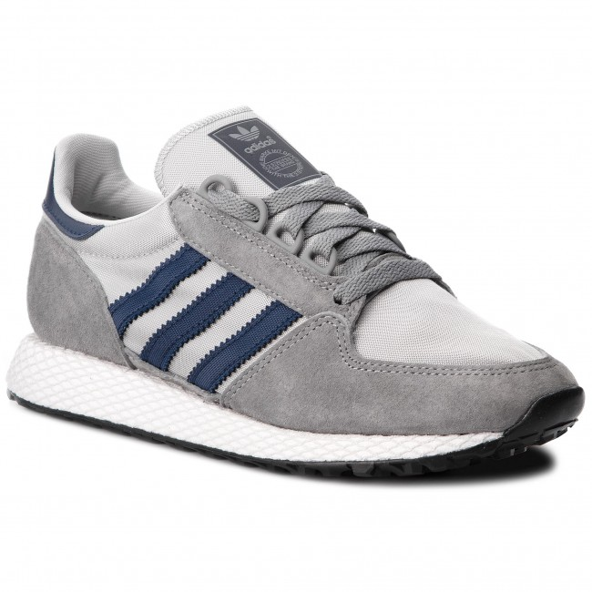 15cba25a2b3f Pantofi adidas - Forest Grove D96631 Grethr Conavy Gretwo - Sneakers ...