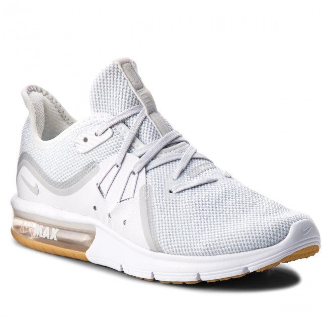 aa8fbf477ac6 Pantofi NIKE - Air Max Sequent 3 908993 101 White Pure Platinum ...