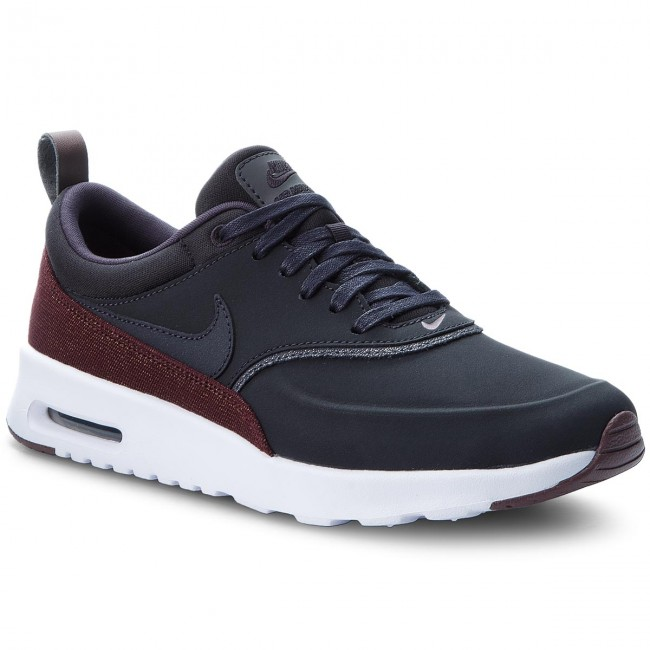 on sale 3ee17 1c231 Pantofi NIKE - Air Max Thea Prm 616723 025 Oil Grey Oil Grey