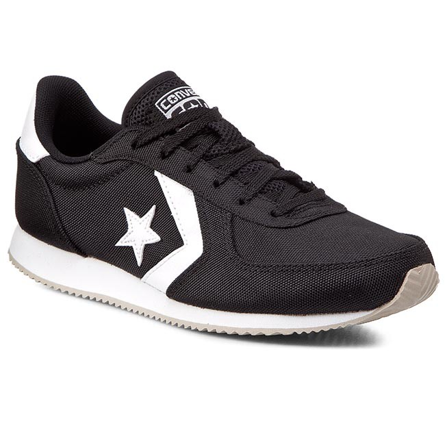 4104b88bf782 Sneakers CONVERSE - Arizona Racer O 147423C Black White - Sneakers ...