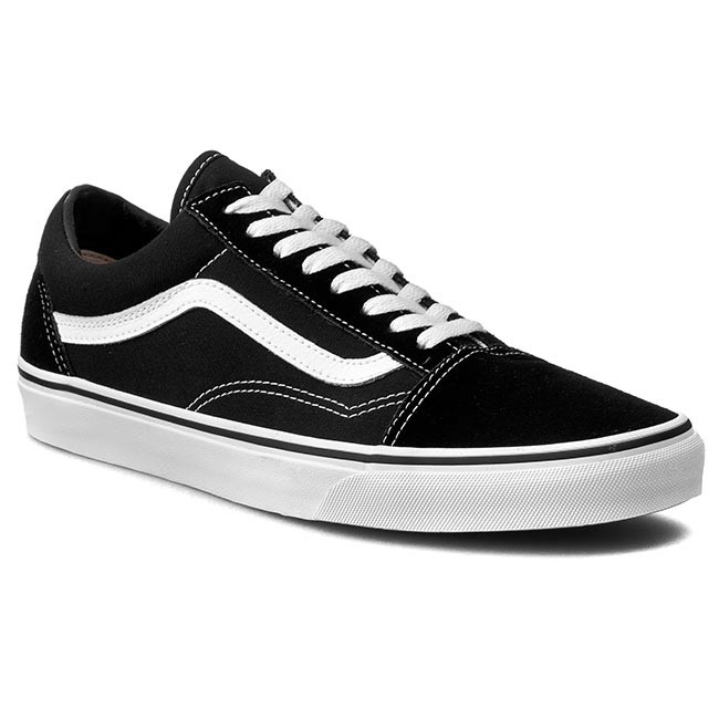 Teniși VANS - Old Skool VN000D3HY28 Black/White