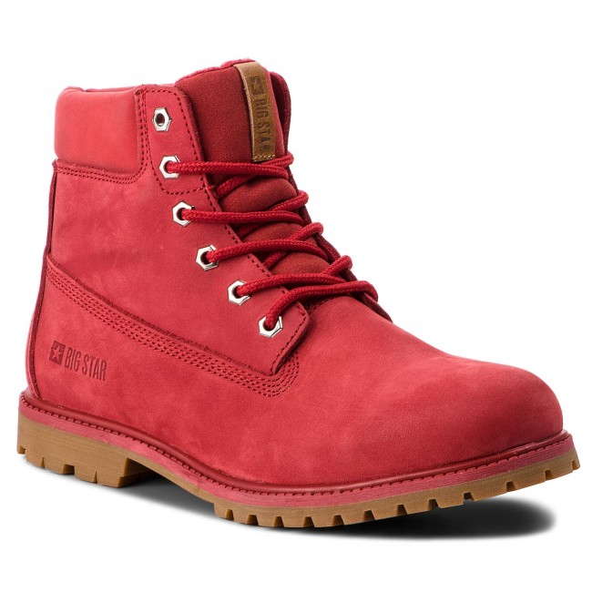 Trappers BIG STAR - BB274441 Red