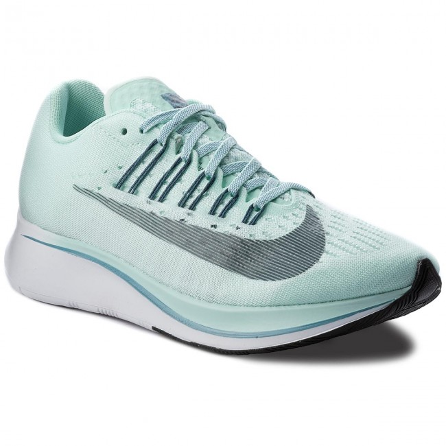 buy popular later attractive price Pantofi NIKE - Zoom Fly 897821 300 Igloo/Deep Jungle/Noise Aqua