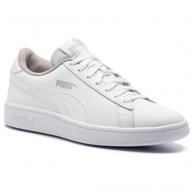 Sneakers PUMA - Smash V2 L Jr 365170 02 Puma White/Puma White