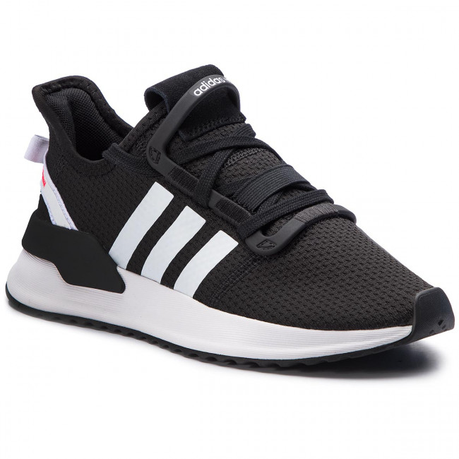 Pantofi adidas - U Path Run J G28108 Cblack/Ftwwht/Shored