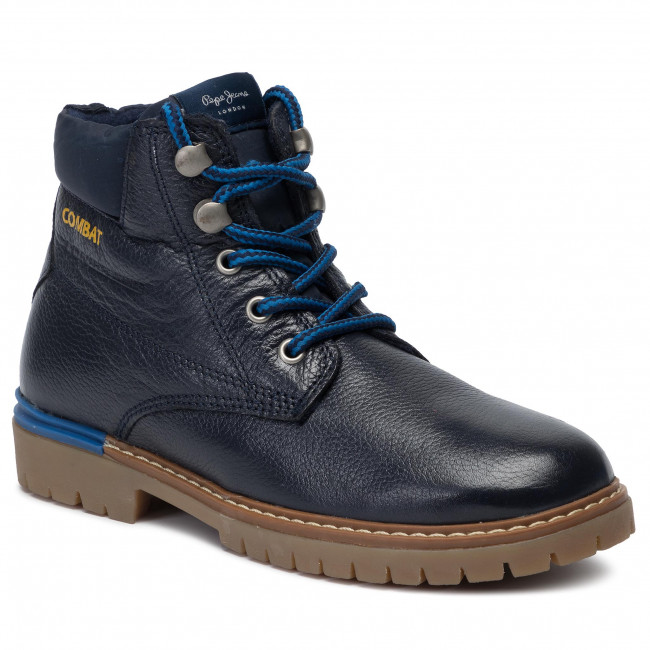Trappers PEPE JEANS - Combat Nylon PBS50077 Navy 595