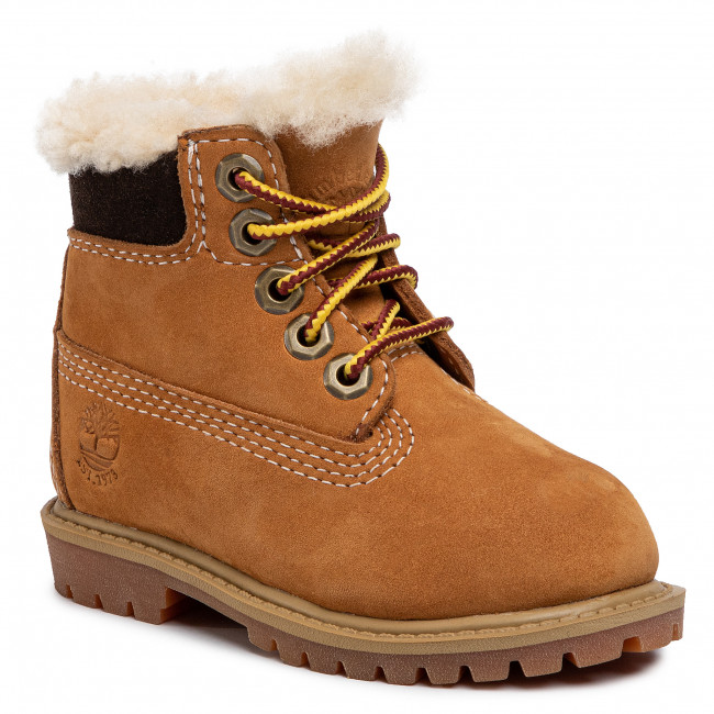 Trappers TIMBERLAND - 6 In Prm Wp Shearling TB0A1BF52311 Wheat