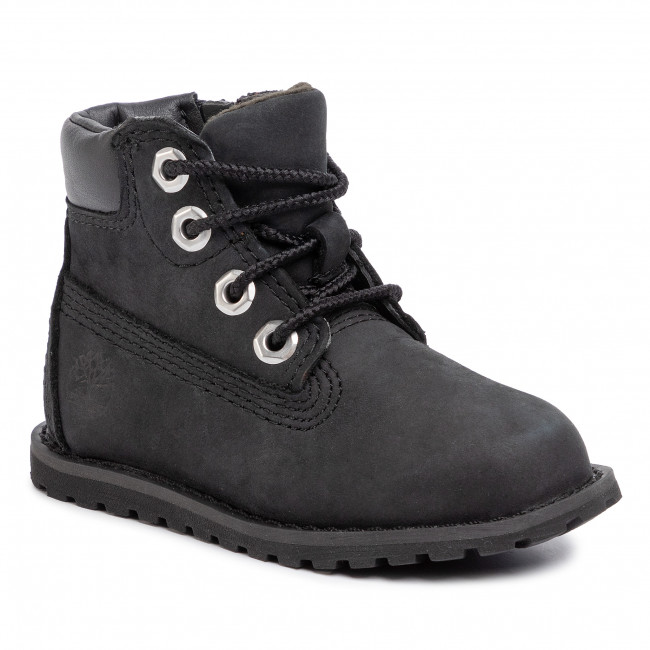 Trappers TIMBERLAND - Pokey Pine TB0A2C4H0151 Black Nubuck