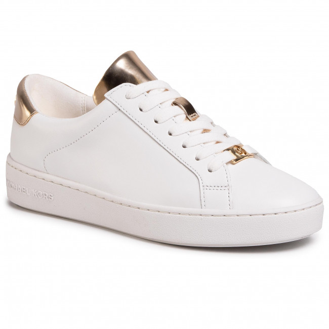 Sneakers MICHAEL MICHAEL KORS - Irving Lace Up 43S5IRFS2L  Opt/Plgold