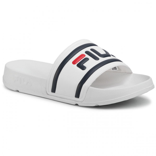 Șlapi FILA - Morro Bay Slipper 2.0 1010901.1FG White