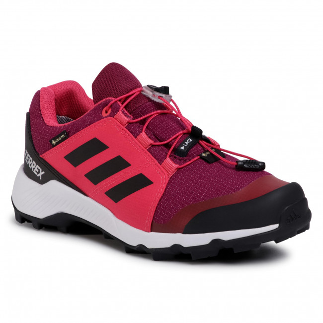 Pantofi adidas - Terrex Gtx K GORE-TEX FW9760  Power Berry/Core Black/Power Pink