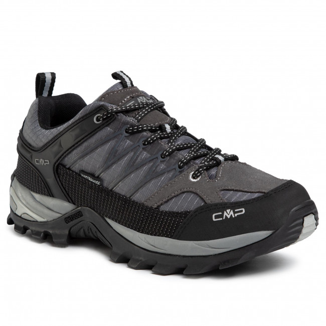 Trekkings CMP - Rigel Low Trekking Shoes Wp 3Q54457 Grey U862