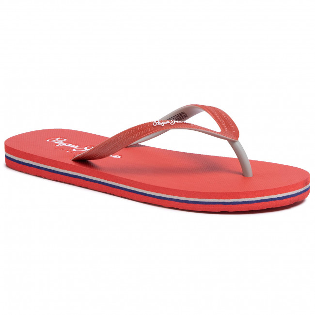 Flip flop PEPE JEANS - Beach Basic PBS70032 Red 255