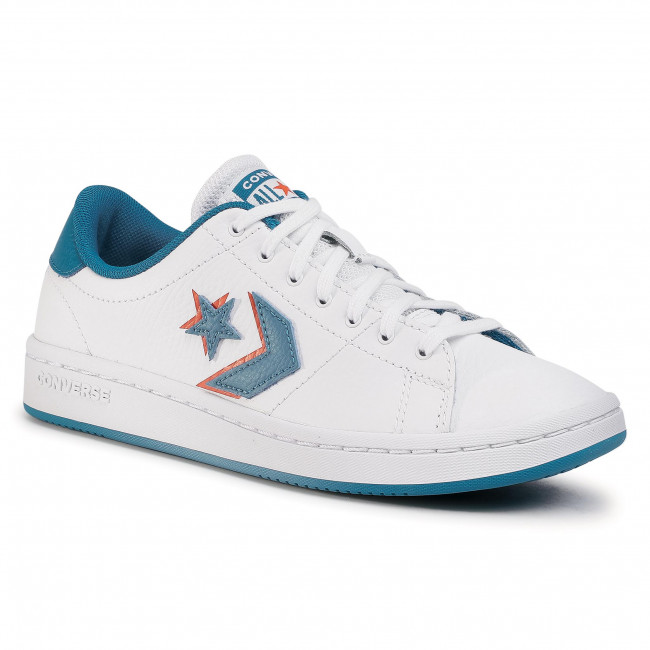 Sneakers CONVERSE - All-Court Ox 567868C White/Egyptian Blue