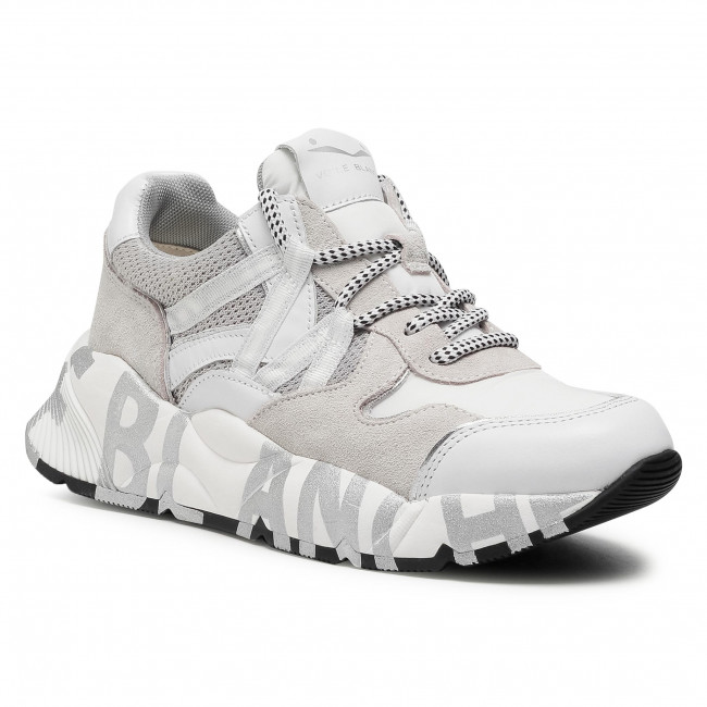 Sneakers VOILE BLANCHE - Club100 0012015541.02.0N01 Bianco