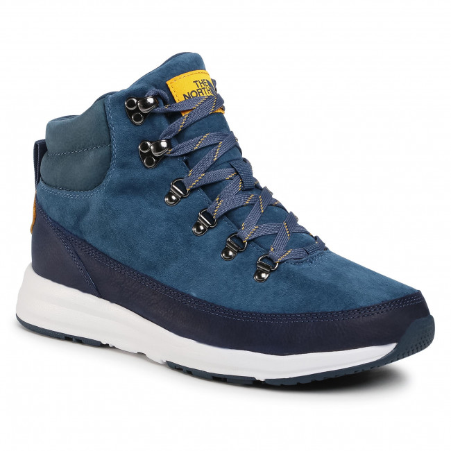 Trekkings THE NORTH FACE - Back-To-Berkeley Redux Remtlz Lux NF0A3WZZTAV1 Blue Wing Teal/Tnf Navy