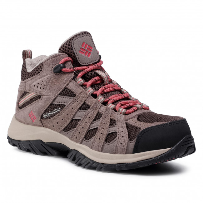 Trekkings COLUMBIA - Canyon Point Mid Waterproof YL5415 Cordovan/Sunset Red 231