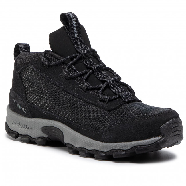 Trekkings COLUMBIA - Youth Flow Borough BY0129 Black/Monument 010