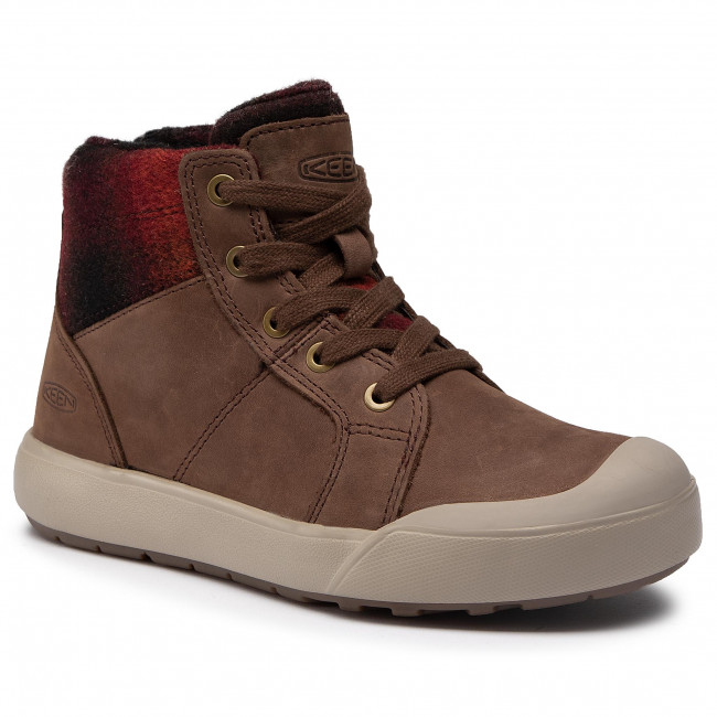 Sneakers KEEN - Elena Mid 1023459 Chestnut/Plaza Taupe