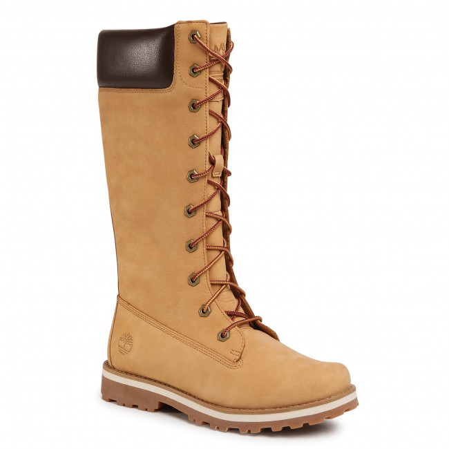 Trappers TIMBERLAND - Courma Kid TB0A2MHE2311 Wheat Nubuck