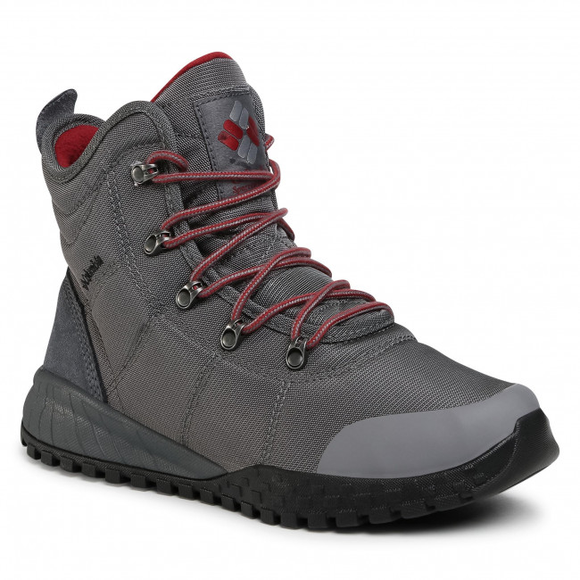 Trekkings COLUMBIA - Fairbanks Omni-Heat BM2806 Ti Grey Steel/Red Jasper 033