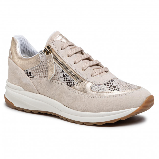 Sneakers GEOX - D Airell A D152SA 02241 C5000 Beige