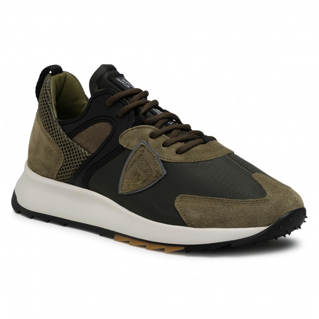 Sneakers PHILIPPE MODEL - Royale RLLU W010 Militaire