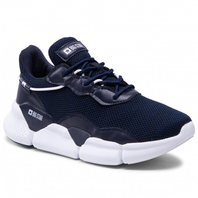 Sneakers BIG STAR - HH174286 Navy/White