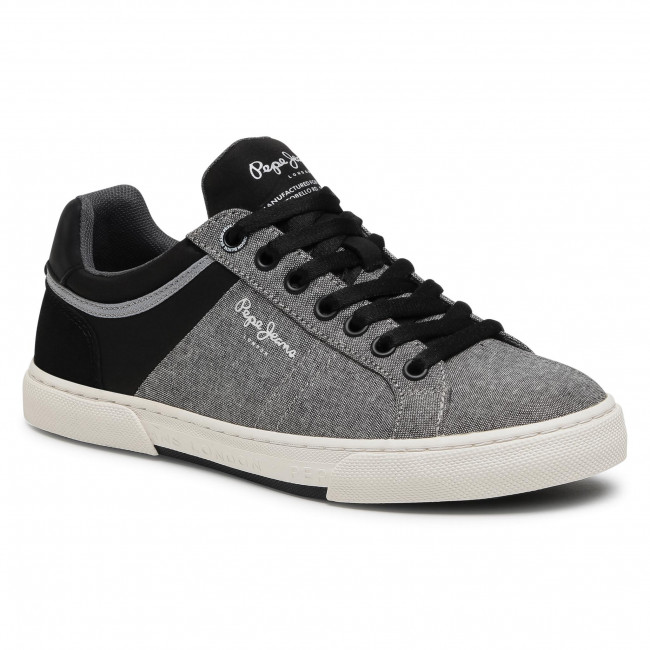Sneakers PEPE JEANS - Rodney Chambrey PMS30708 Antracite 982