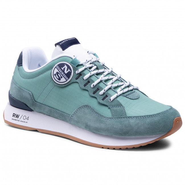 Sneakers NORTH SAILS - RW/04 First -050 Dusty Light Green