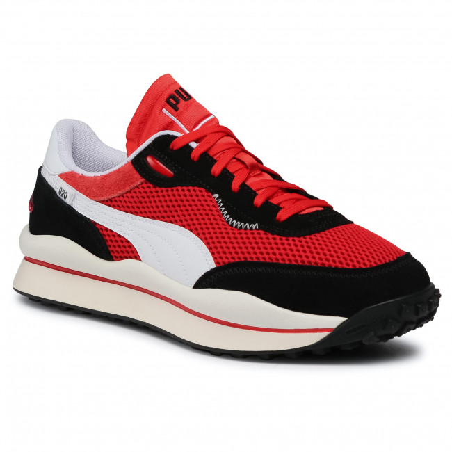 Sneakers PUMA - Style Rider Stream On 371527 01 HighRisk Red/P.Black/P.White