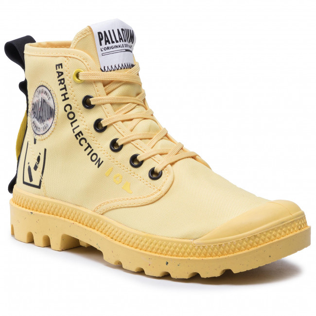 Trappers PALLADIUM - Pampa Recycled Metro 77054-713-M Gold Finch