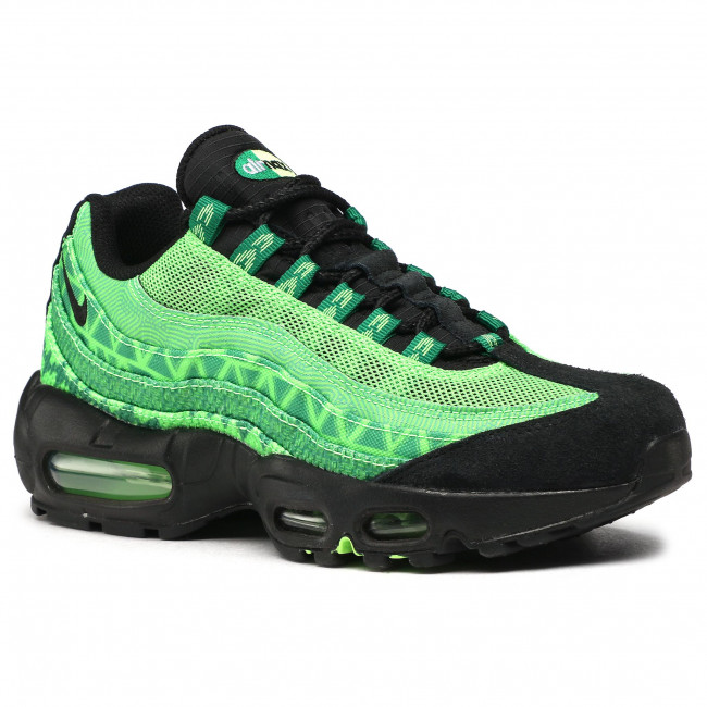Pantofi NIKE - Air Max 95 Ctry CW2360 300 Pine Green/Black/Sub Lime