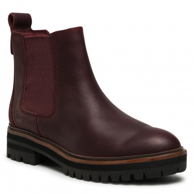 Ghete Jodhpur TIMBERLAND - London Square Chelse TB0A1S91C601  Dark Port
