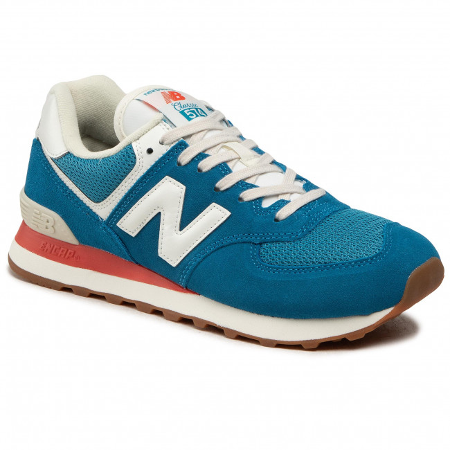 Sneakers NEW BALANCE - ML574HC2  Albastru